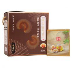 黃金靈芝茶