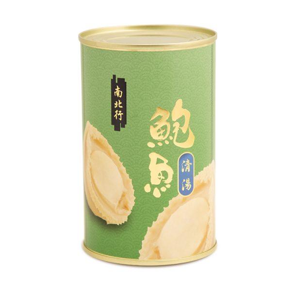 南北行清湯鮑魚110克(6-8隻)【工展】