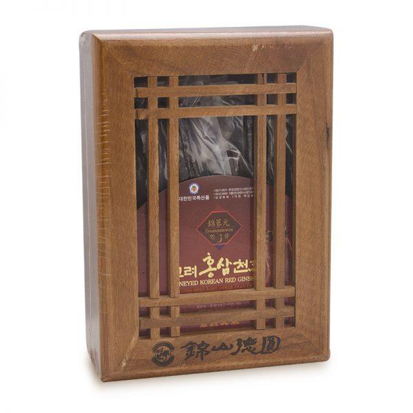 錦蔘元木盒天果450克