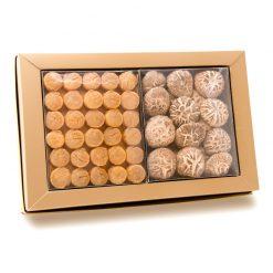 日本花菇皇+日本L元貝禮盒