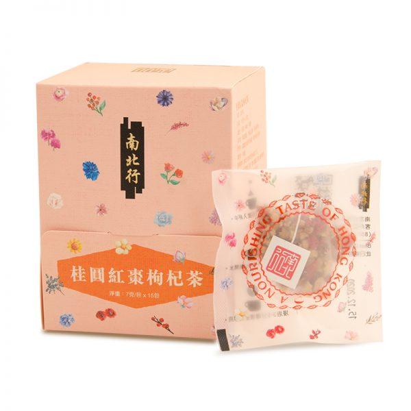 桂圓紅棗枸杞茶【工展】