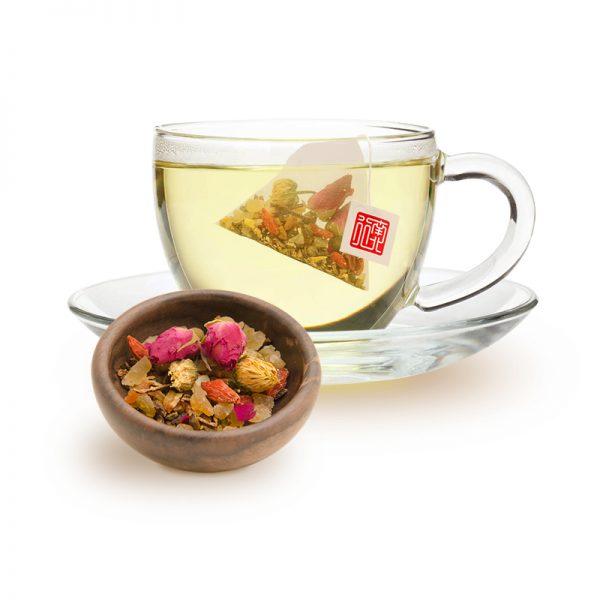 陳皮玫瑰花茶【工展】